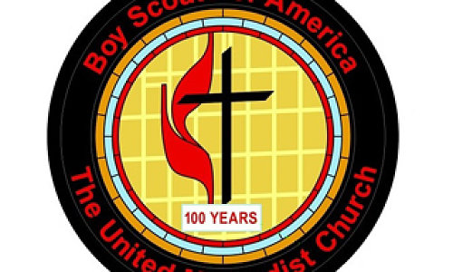 Scouting Ministry 100th Anniversary patch