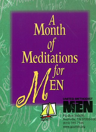 A Month of Meditations for Men