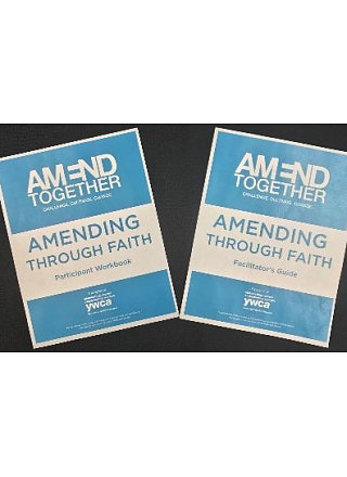 Amending Through Faith Participant Guide (COMBO PACK)