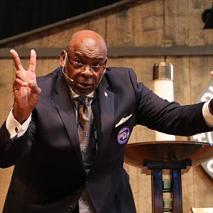 'Bring it to God': Bishop L. Jonathan Holston