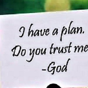 What are God's plans for you in 2018?