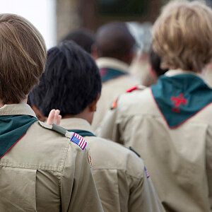 Churches urged to file legal document in Boy Scouts lawsuit