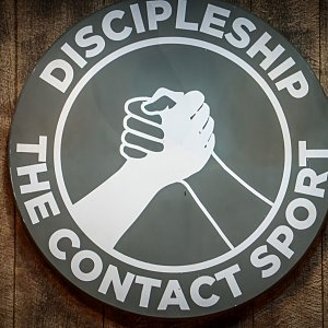 Discipleship ––The Contact Sport