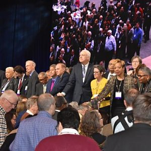 General Conference passes Traditional Plan