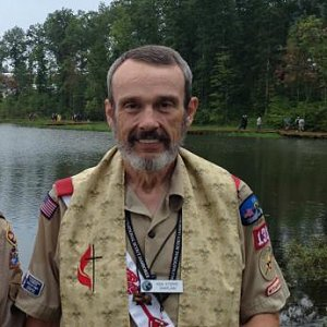 Former 'Tenderfoot' becomes scouting ministry specialist