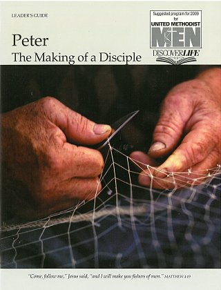 bible study peter the making