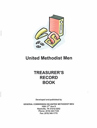 treasurer srecordbook
