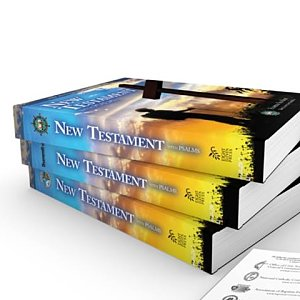 High Adventure New Testaments