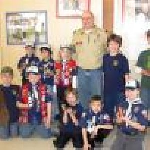 Commission certifies 150th scouting ministry specialist