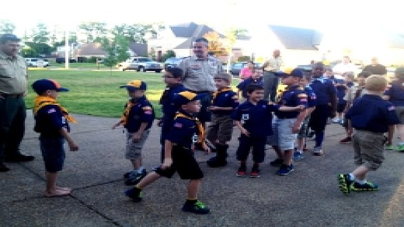 news cub scout recovering from surgery advances in rank 0