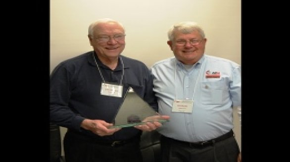 news foundation honors john burlew 0
