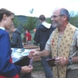 Scouts encounter God at Philmont