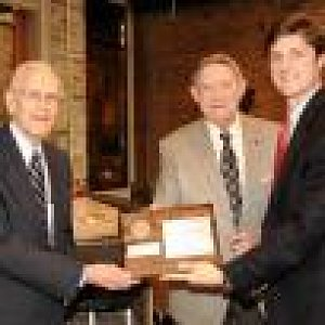World War II pilot inducted into John Wesley Society