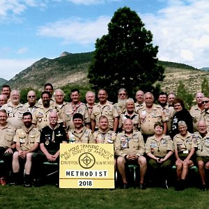Record number attend national scouting conference