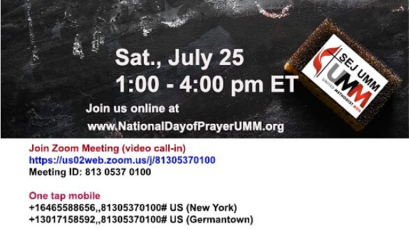 sej day of prayer