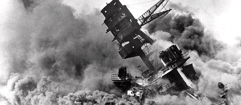 Give historic books on 75th anniversary of Pearl Harbor